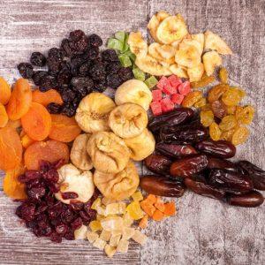 ドライフルーツ & 野菜(Dried Fruits & Vegetable)
